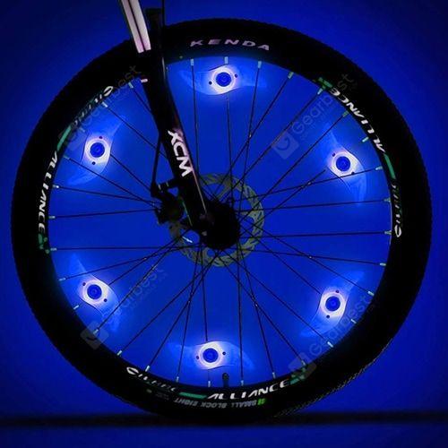 Buy Brelong Tn017 Led Bike Spoke Wheel Light Cycling Bicycle