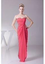 Chiffon dress #2dayslook #Chiffondress #anoukblokker #watsonlucy723    www.2dayslook.com