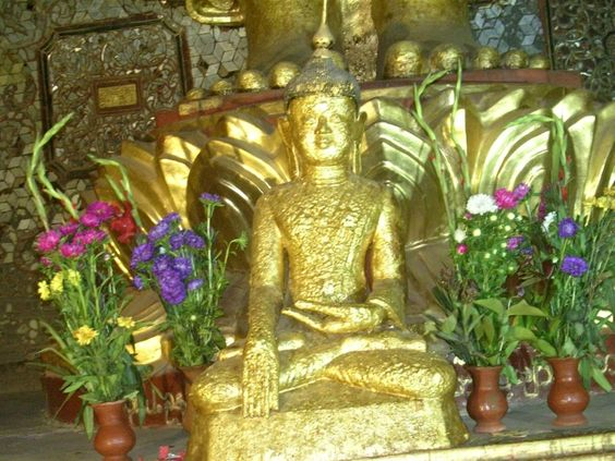 Gold, Goldener, Myanmar – mein Reisebericht