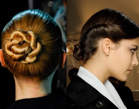 Updo Hairstyles 2014 Ponytail