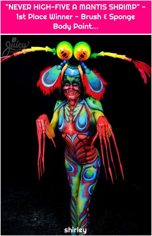 Pin On Body Painting