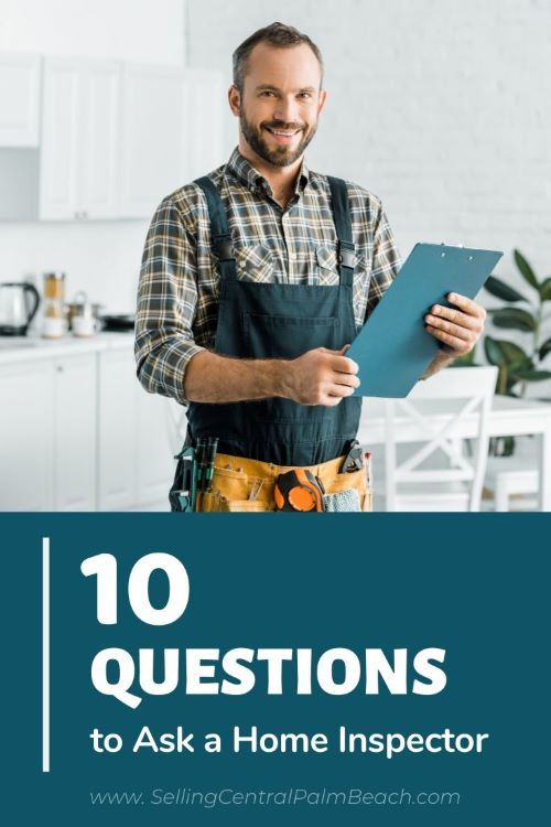 10 Questions To Ask A Home Inspector Home Inspector This Or
