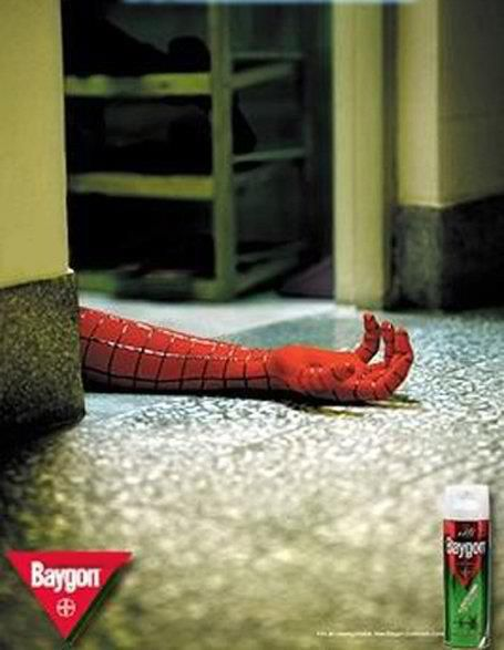 Baygon insecticides
