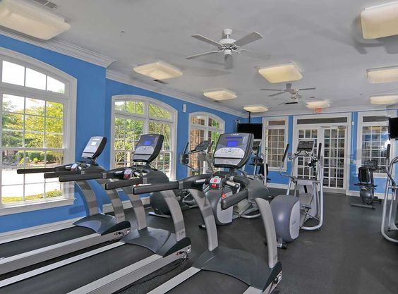 State Of The Art Fitness Center At Amli At Northwinds A