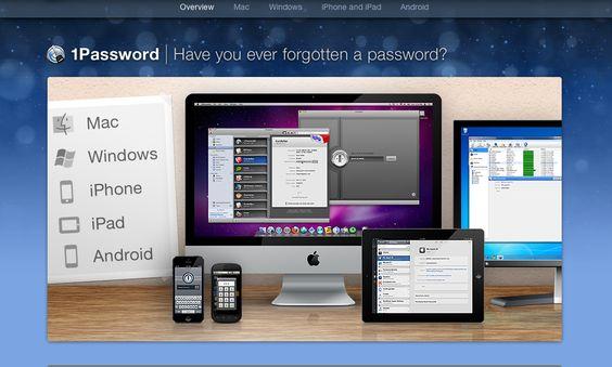 one password app  https://agilebits.com/onepassword
