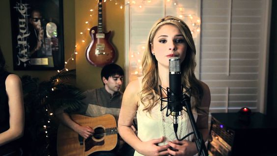 Safe and Sound - Taylor Swift - Cover by Stefanie Scott