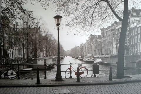 Amsterdam ~ Selfmade