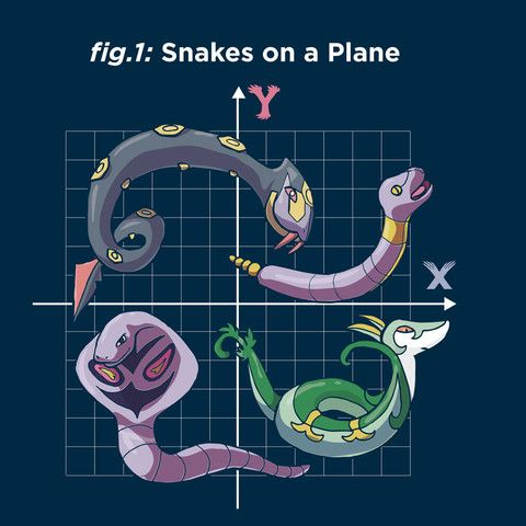 Snakes on a Plane. Want this on a shirt