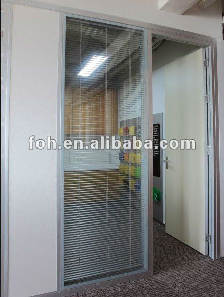 office partition project movable partition aluminium frame glass partitionfohtx 129 buy glass partitionaluminium glass partitionaluminium frame glass