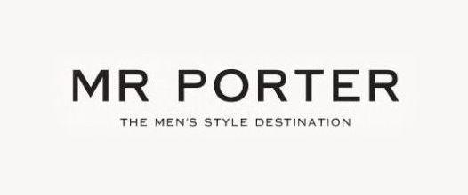 Mr porter relationships and logos on pinterest for Mr porter logo