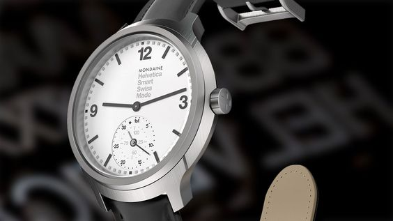 The Swiss watch makers battle back against Google and Apple.