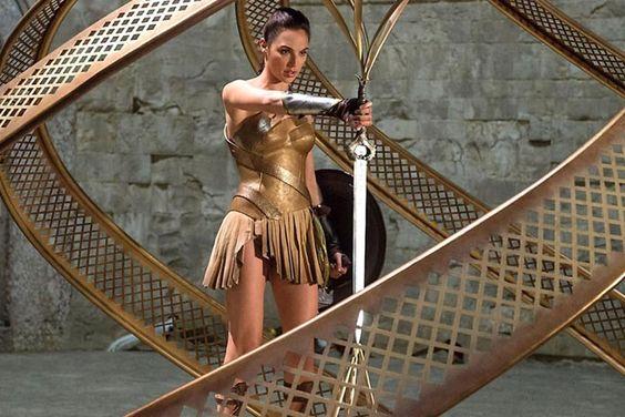 "Photo: The God Killer In ""Wonder Woman"""