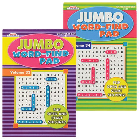 DollarTree.com Word Find, Puzzle Books, Words