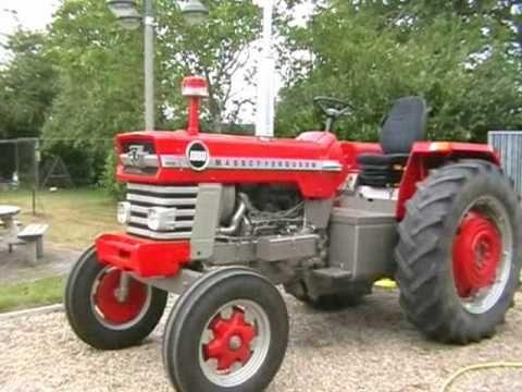 Massey Ferguson 1080 Wmv Youtube Tractors Massey Ferguson Tractors Massey Tractor