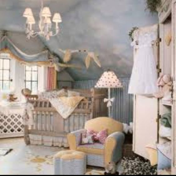 Take a minute to look at our adorable blue baby room. Get more decorating ideas at http://www.CreativeBabyBedding.com