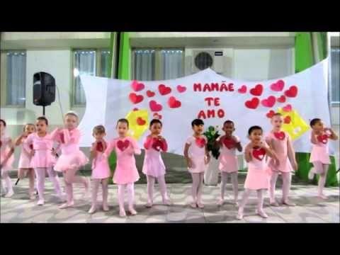 Apresentacao Dia Das Maes Flor Crianca Youtube Dia Da Crianca