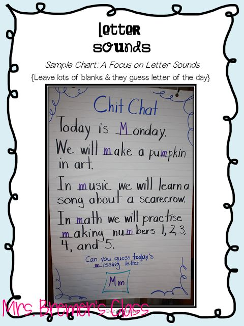 Chit Chat Chart Ideas Mrs Bremeru0027s Class prek winter - sample chart