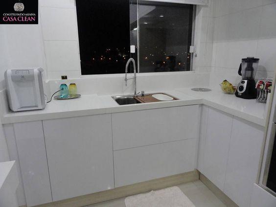 Construindo Minha Casa Clean: Cuba Morgana com Acessórios!