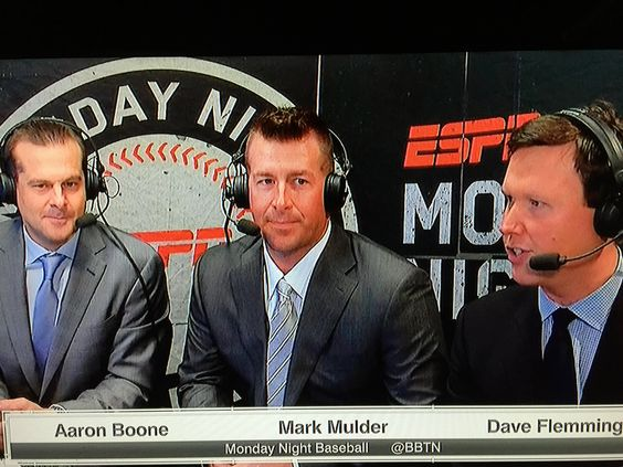 ESPN Monday Night Baseball from Flushing, NY