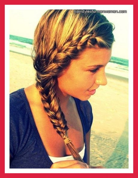 Phenomenal Cute Simple Hairstyles Simple Hairstyles And Hairstyle For Long Hairstyle Inspiration Daily Dogsangcom