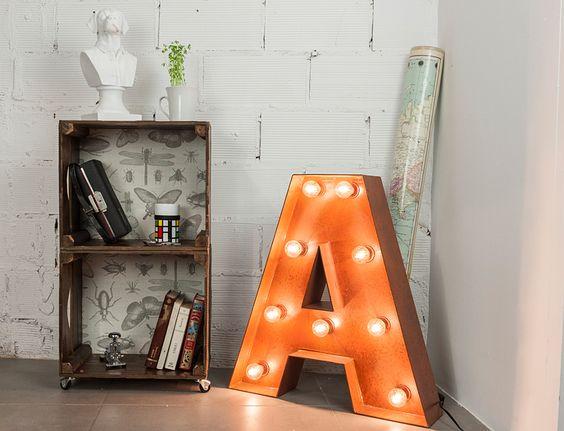 Diy: Cómo hacer Letras Luminosas | Ideas Electricistas: