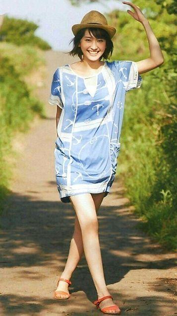 夏の国の新垣結衣