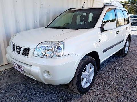 Sold Automatic Nissan X Trail 2006 White Used Vehicle Sales Sell Car Cars For Sale Fuel Efficient