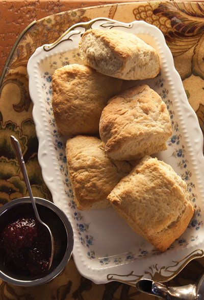 Simple, perfect, pillowy scones: make them start to finish in under 30 minutes.