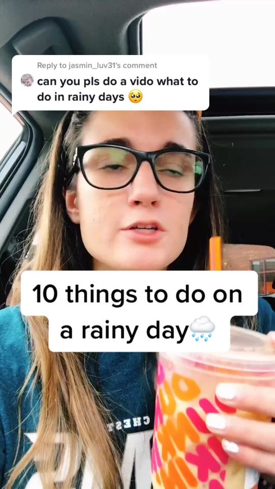 Jess Graz Jess Grazioso Tiktok Watch Jess Graz S Newest Tiktok Videos Tiktok Watch Graz Rainy Day