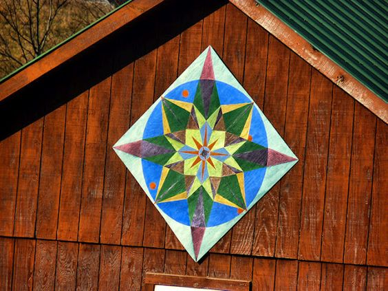 Barn Quilts``:
