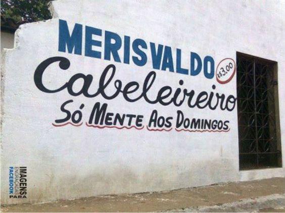 Post  #FALASÉRIO!  : Pode até parecer brincadeira, mas se esse partido ...