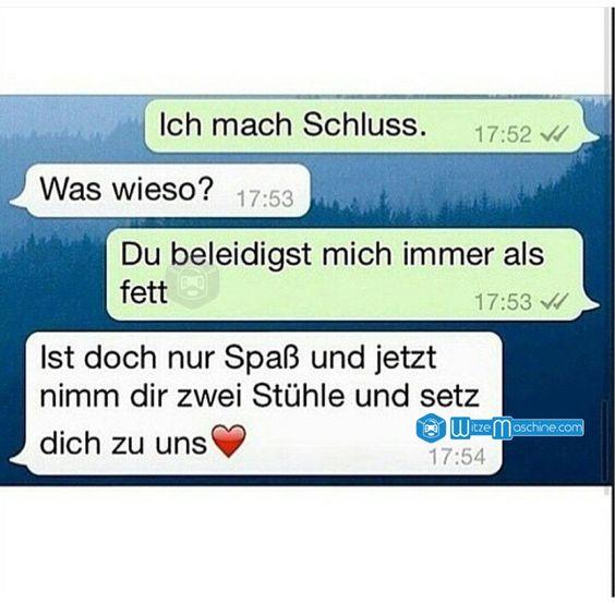 Lustige WhatsApp Bilder und Chat Fails 61 - Fette Freundin verarschen ...