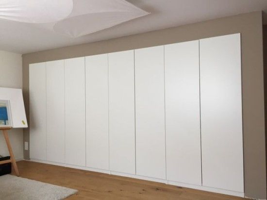 Built-in PAX - for bedroom closet. This is a great ...