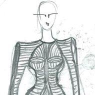 a sketch from Elena's portfolio