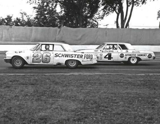 Milwaukee Mile 1962