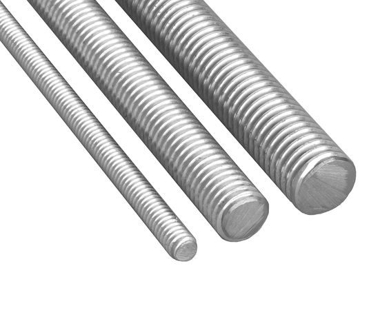 Astm a threaded full length rods are crafted to