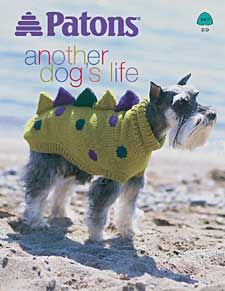 Dogasaurus Rex Sweater Pattern Idea - Pure ridiculousness!  Made-to-order request for Catie's pups