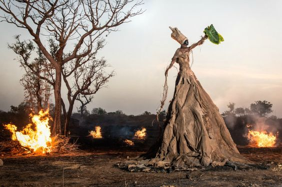 "Belgian-Beninese Photographer Fabrice Monteiro - @MIAGallery - http://fabricemonteiro.viewbook.com/ - http://m-i-a-gallery.com/artist/fabrice-monteiro/ - My Multicultural World - Past, Present  Future - FuTurXTV  Funk Gumbo Radio - Money Train, FuTurXTV  Funk Gumbo Radio: http://www.live365.com/stations/sirhobson and ""Like"" us at: https://www.facebook.com/FUNKGUMBORADIO"