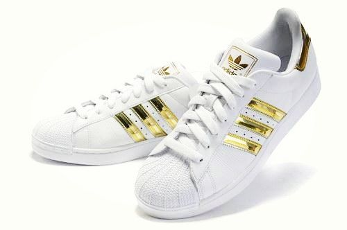 Promo [Blanche Tech Ink] Chaussures de course Femme Adidas