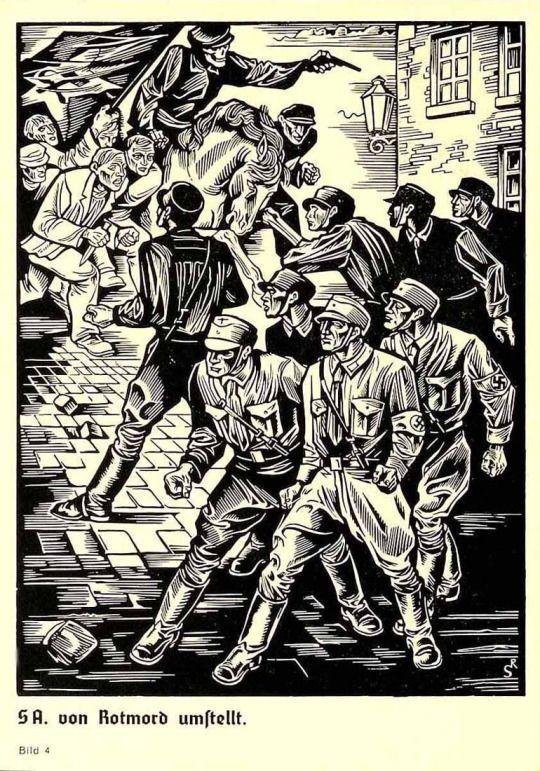 """Richard Schwarzkopf """"Deutsche Passion"""" (1937)"""