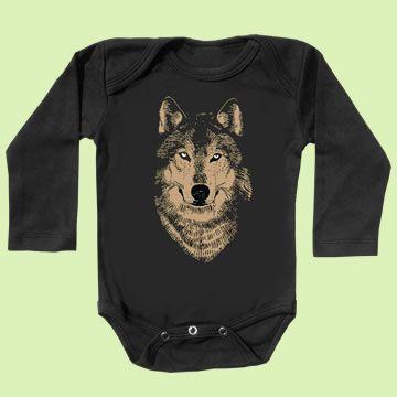 wolf baby