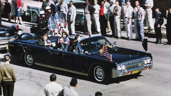 JFK Assassination Car Lincoln Continental - Most Valuable Classic Cars