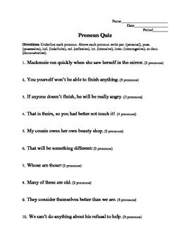 Worksheets Reflexive And Intensive Pronouns Worksheet intensive pronoun worksheets 6th grade personal pronouns math worksheet quiz reflexive and worksheets
