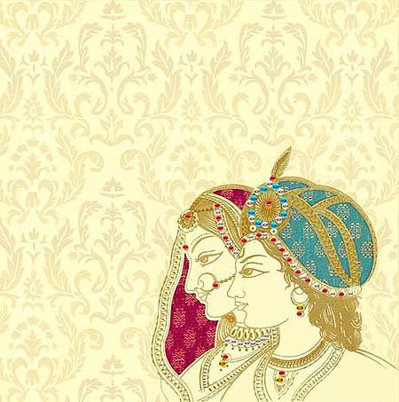 Invitations are so important in a wedding Loved the simple and – Hindu Marriage Invitation Cards