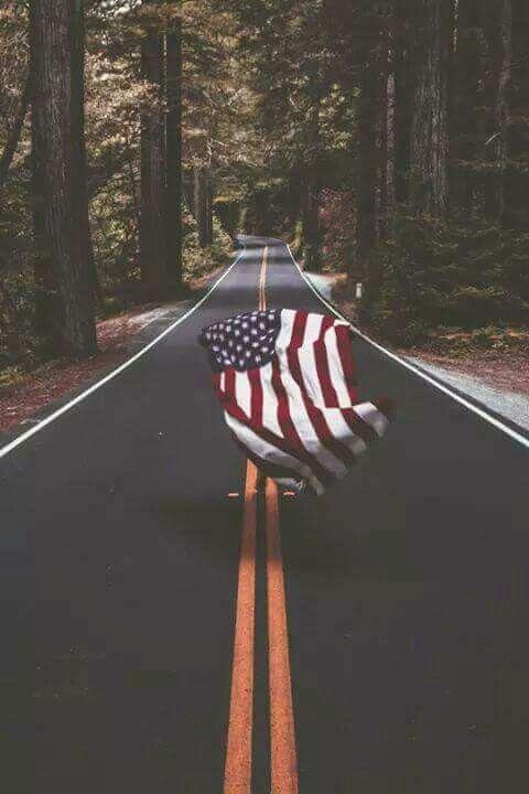 Pin By Jasmine King On Tumblr American Flag Art Usa Wallpaper Photography