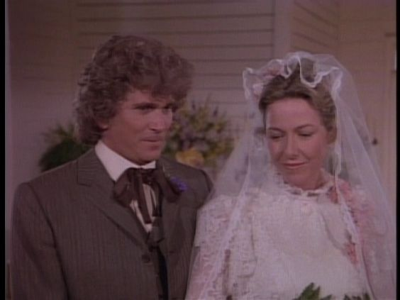 I do again little house on the prairie charles and for Laura ingalls wilder wedding dress