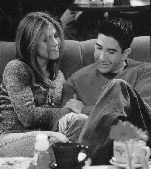 Ross & Rachel: