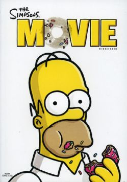 """THE SIMPSONS MOVIE may not qualify for the honor of """"Best. Movie. Ever,"""" but even the harshest critics like Comic Book Guy will find little to dislike in this hilarious comedy. Springing from Fox's hi"""