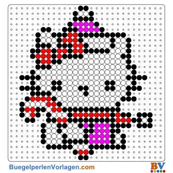 hello kitty weihnachten b gelperlen vorlage auf kannst du eine gro e. Black Bedroom Furniture Sets. Home Design Ideas