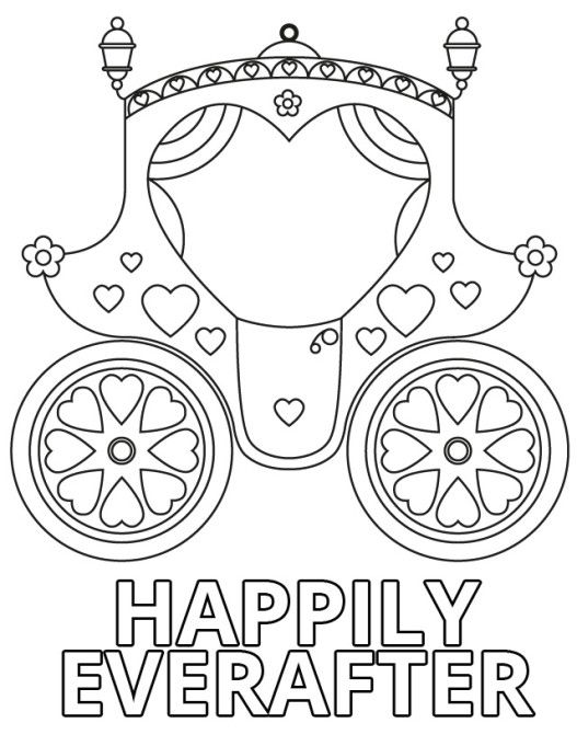 17 Wedding Coloring Pages For Kids Who Love To Dream About Their Big Day Wedding Coloring Pages Wedding With Kids Free Wedding Printables